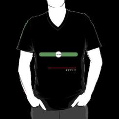 067 - vneck silhouette