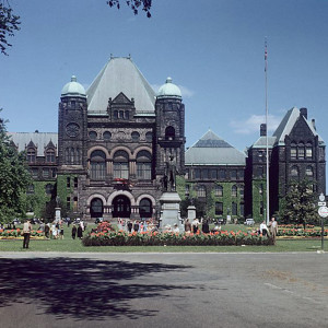 Re-introducing Kodachrome Toronto: 1935–2010