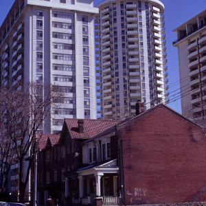 From Molly Wood's Bush to the gaybourhood: a historical narrative