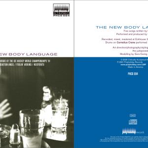 "Sleeve art: LMP's ""The New Body Language"""