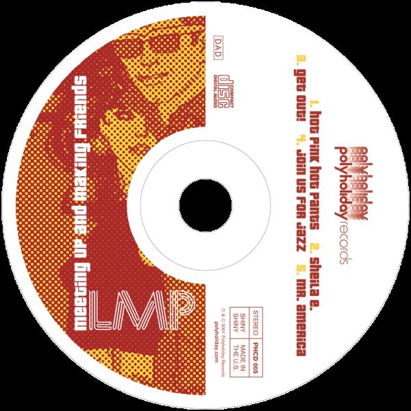 2001.06.08 LMP making friends (disc)