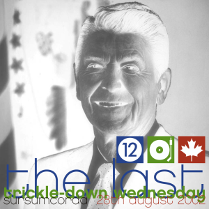 Event ad: The last Trickle-Down Wednesday