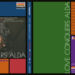 "Sleeve art: LMP's ""Love Conquers Alda"""