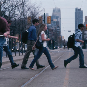 Reclaiming the walkable city in Toronto