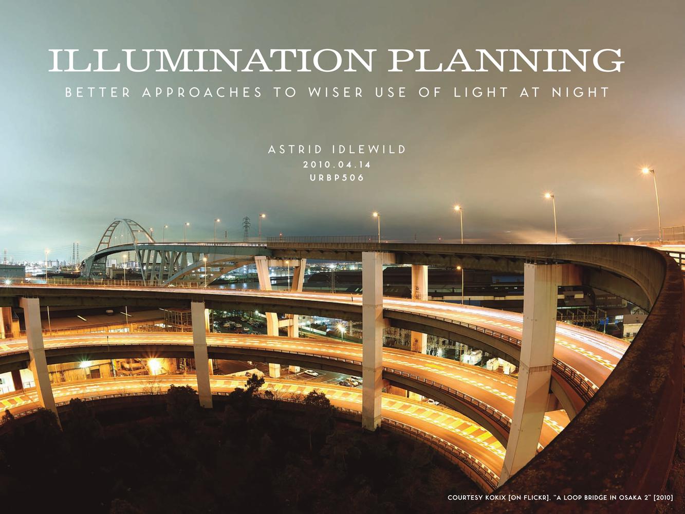 2010.04.14 506H102 Illumination Planning cover