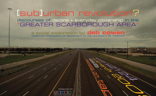 [3] 2009.03.30 [Sub]urban Revolution poster - [11x17 layout]