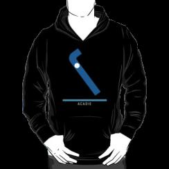 ACADIE - hoodie silhouette