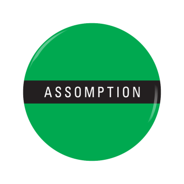 ASSOMPTION button