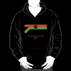 BAY-YORKVILLE 1966 - hoodie silhouette
