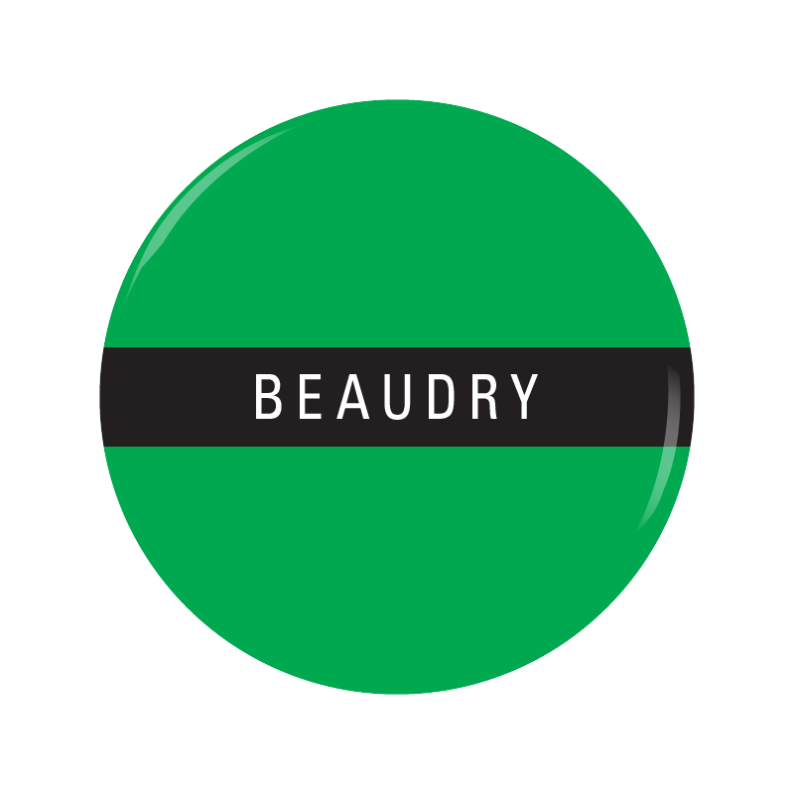 BEAUDRY button