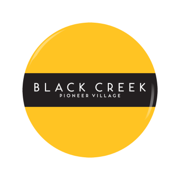 BLACK CREEK PIONEER VILLAGE button