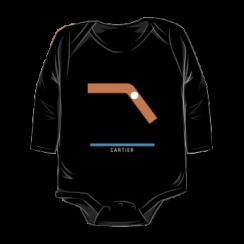CARTIER - onesie silhouette
