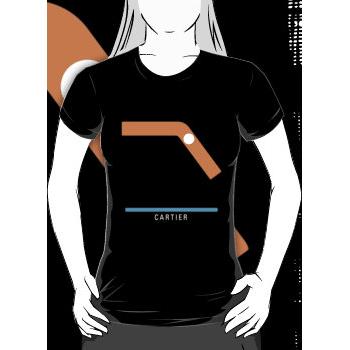 CARTIER - womens silhouette