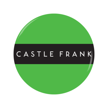 CASTLE FRANK button