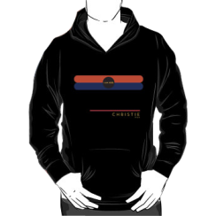 CHRISTIE 1966 - hoodie silhouette