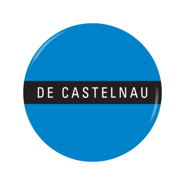 DE CASTELNAU button