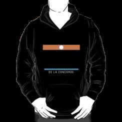 DE LA CONCORDE - hoodie silhouette