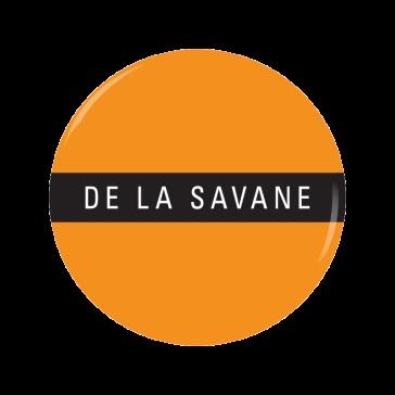 DE LA SAVANE button