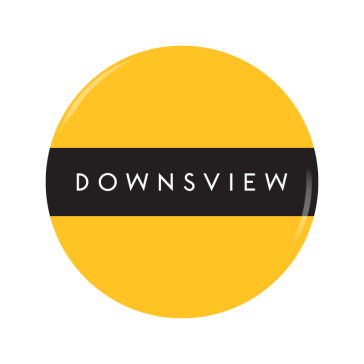 DOWNSVIEW button