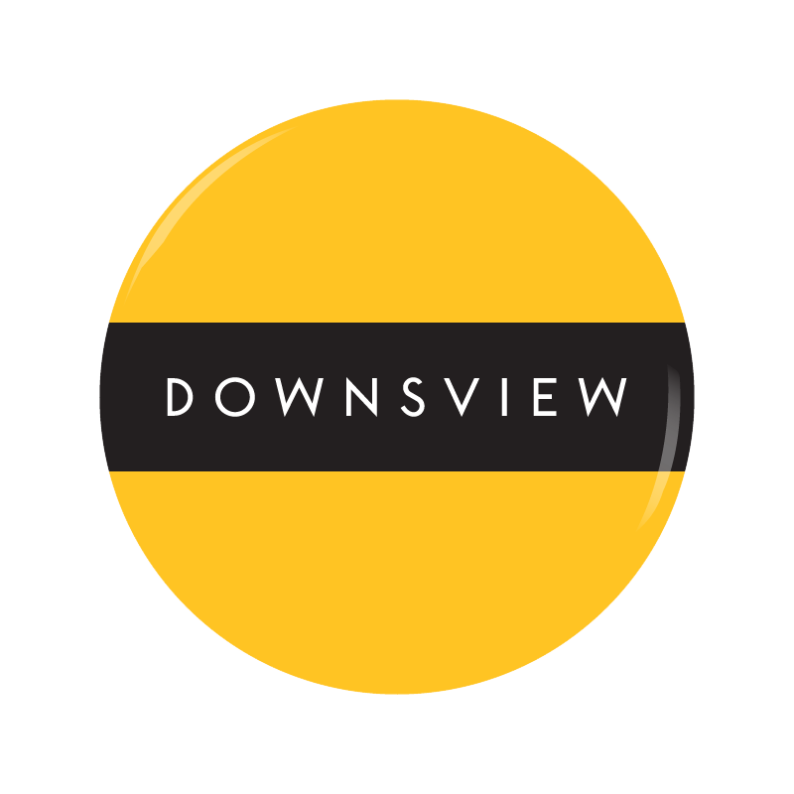 DOWNSVIEW button