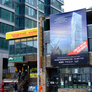 "A city lost to her — gendered urbanity and wayfinding: ""Mnemotechny in Toronto"""