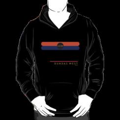 DUNDAS WEST 1966 - hoodie silhouette