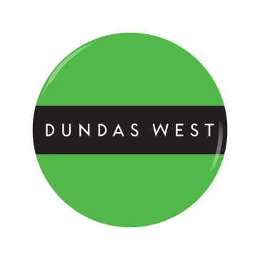 DUNDAS WEST button