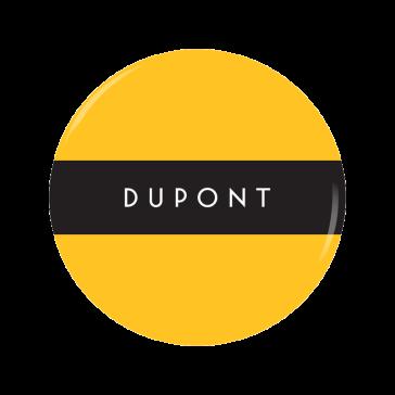 DUPONT button
