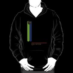 EGLINTON 1966 - hoodie silhouette