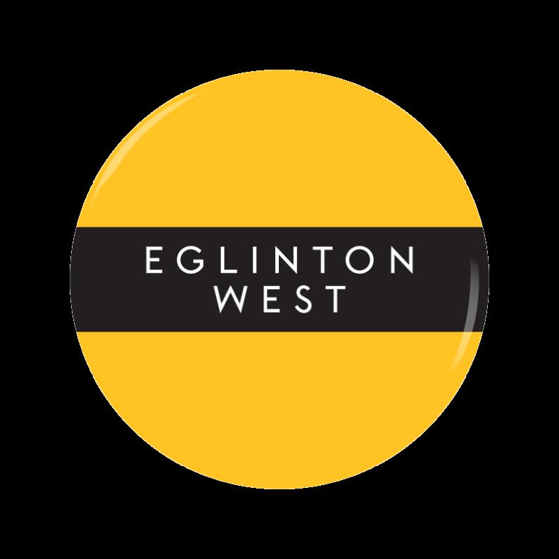 EGLINTON WEST button