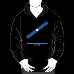 FABRE - hoodie silhouette