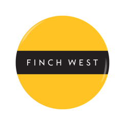 FINCH WEST button