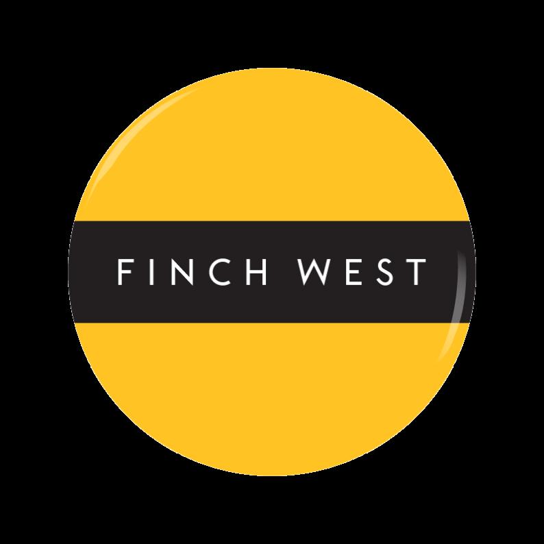 FINCH WEST button