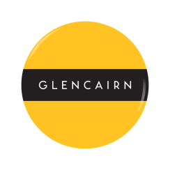 GLENCAIRN button