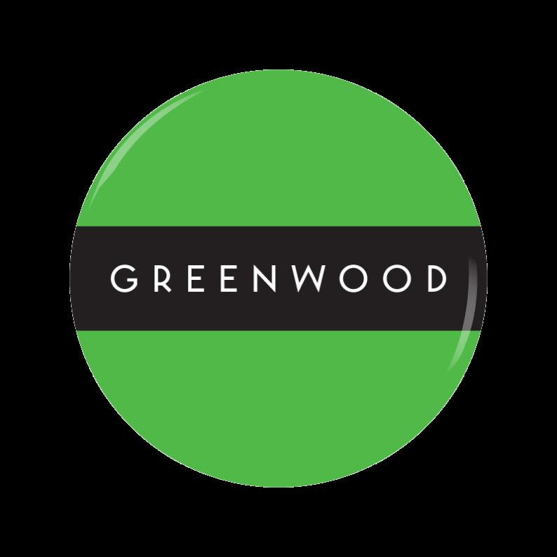 GREENWOOD button