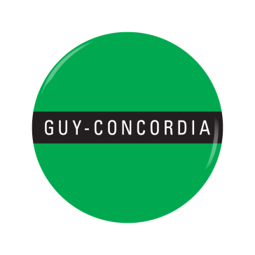 GUY-CONCORDIA button