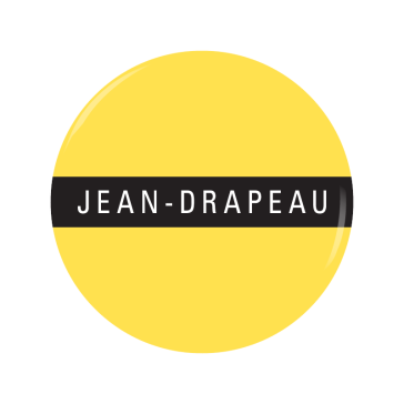 JEAN-DRAPEAU button
