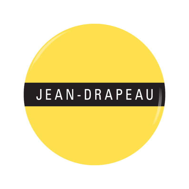 JEAN-DRAPEAU button