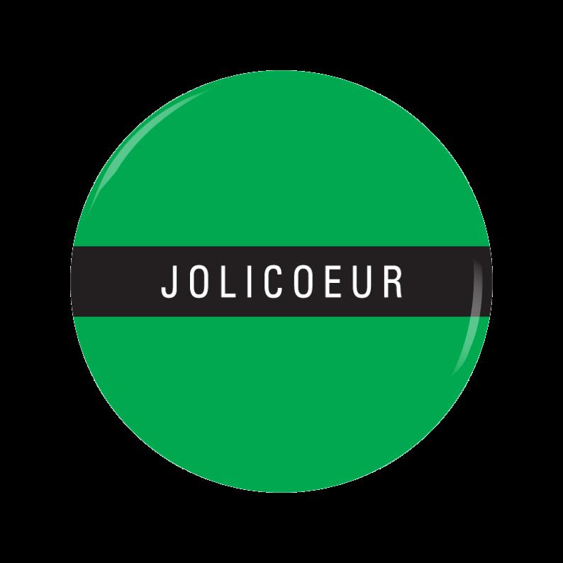 JOLICOEUR button