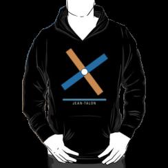 Jean-Talon - hoodie silhouette