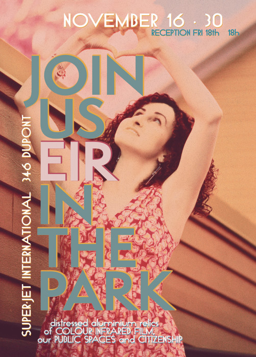 Join Us EIR in the Park