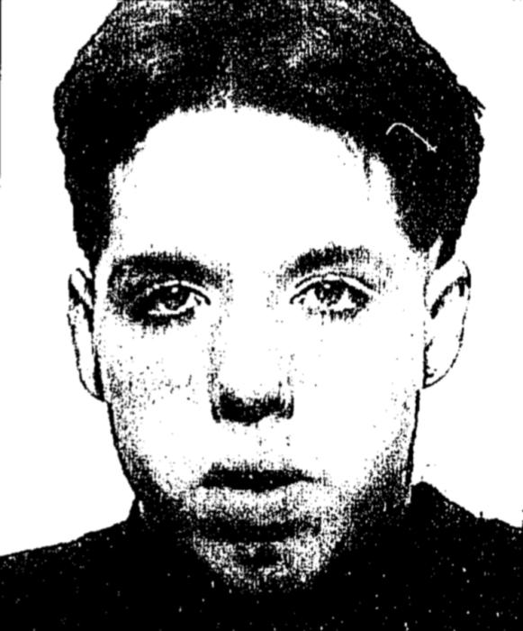Junior Keegan (ID photo)