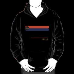 KEELE 1966 - hoodie silhouette