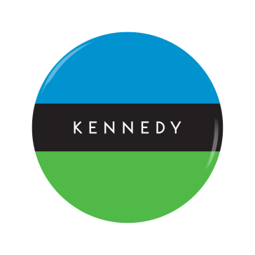 KENNEDY button