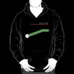KIPLING - hoodie silhouette