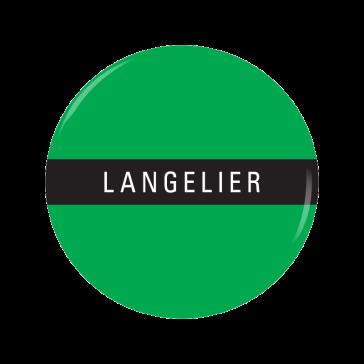 LANGELIER button