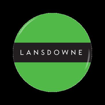 LANSDOWNE button