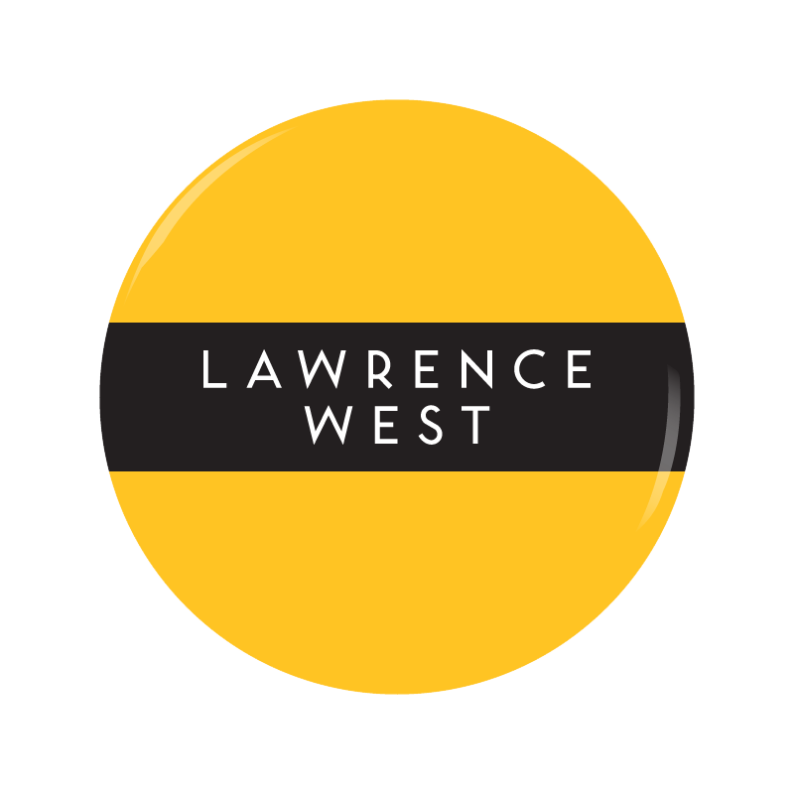 LAWRENCE WEST button