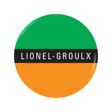 LIONEL-GROULX button