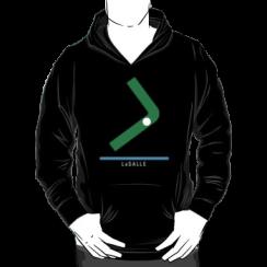 LaSALLE - hoodie silhouette